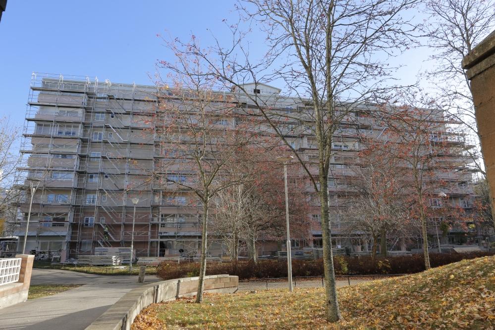 fasader Norsborg